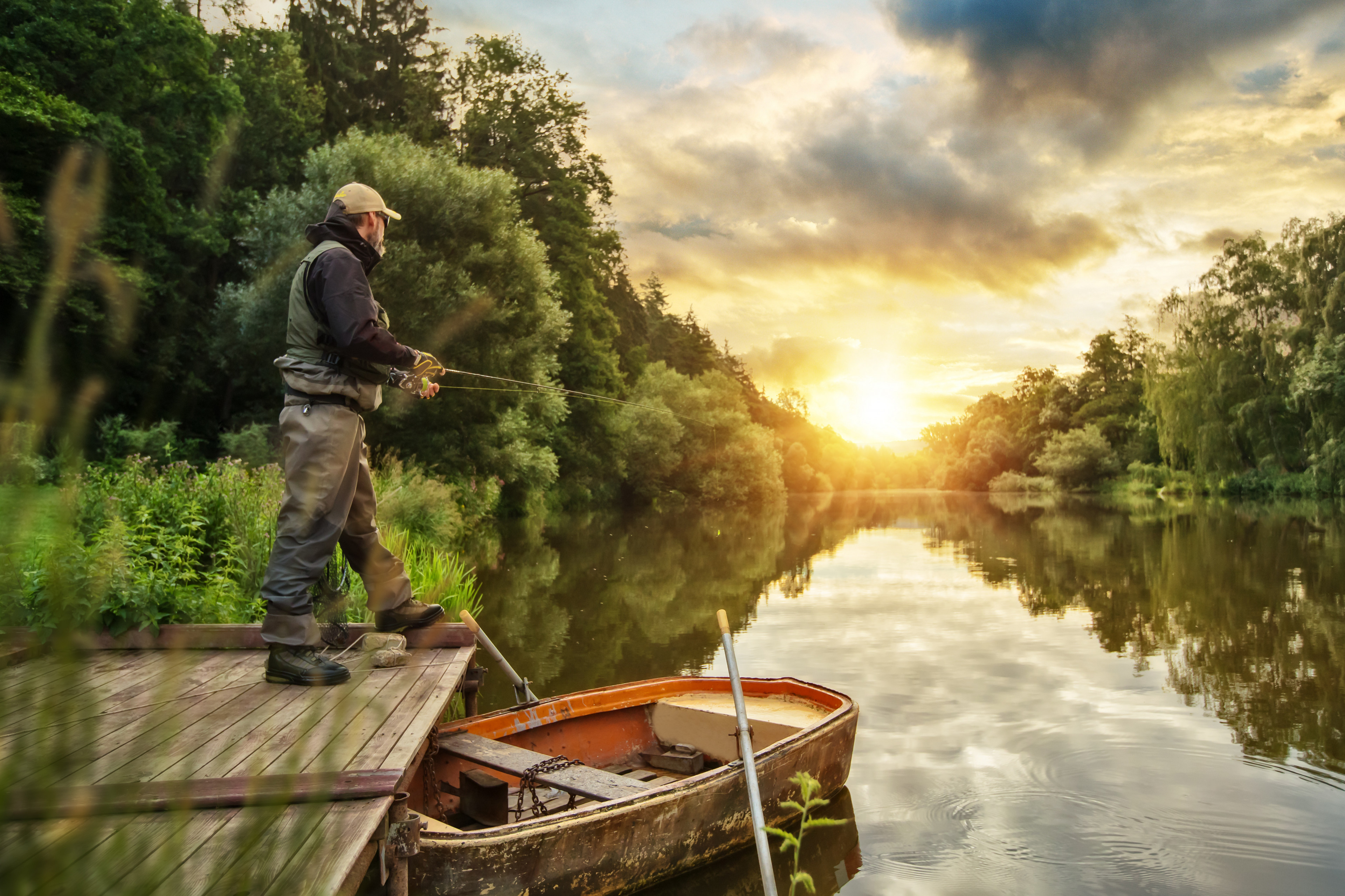 Chasse Pêche Aventure